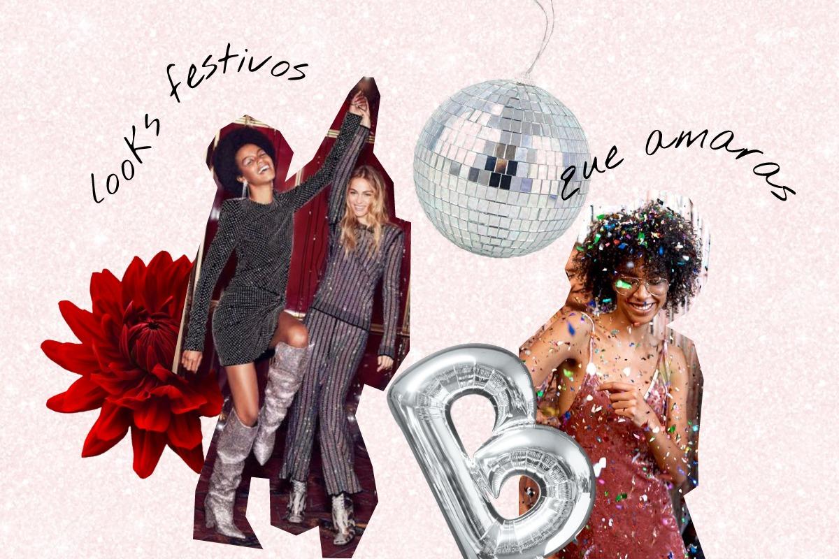 Looks festivos que amarás: colección Champagne